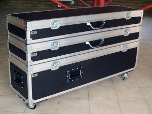 valises légères et empilables